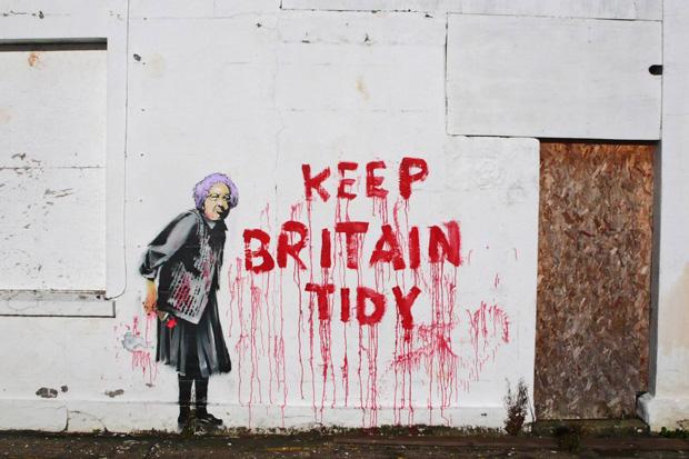 Meet Banksy