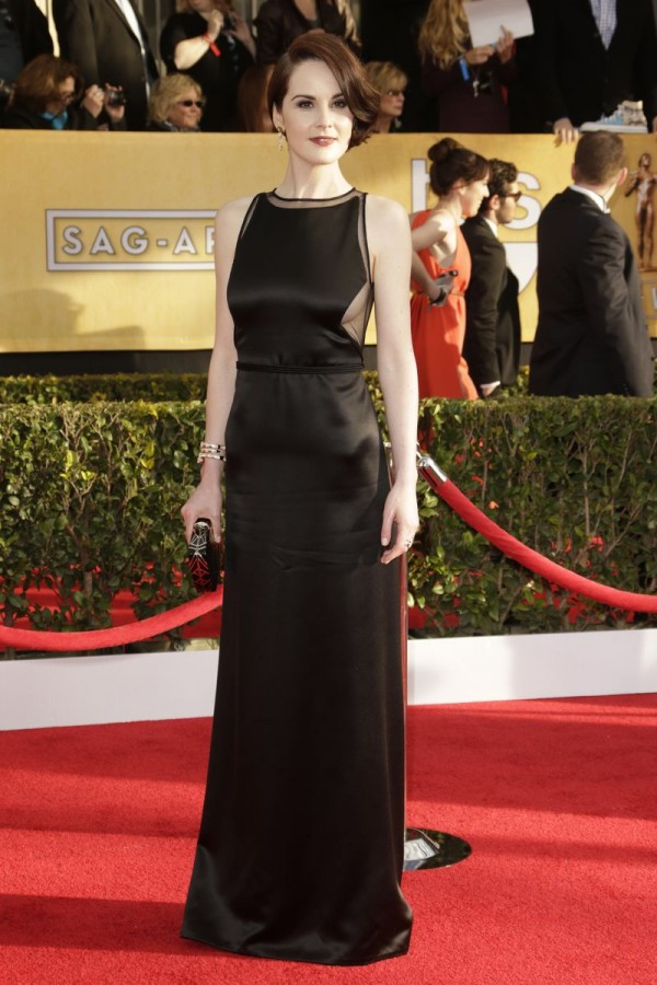 SAG-Awards-2013-Michelle-Dockery-600x900
