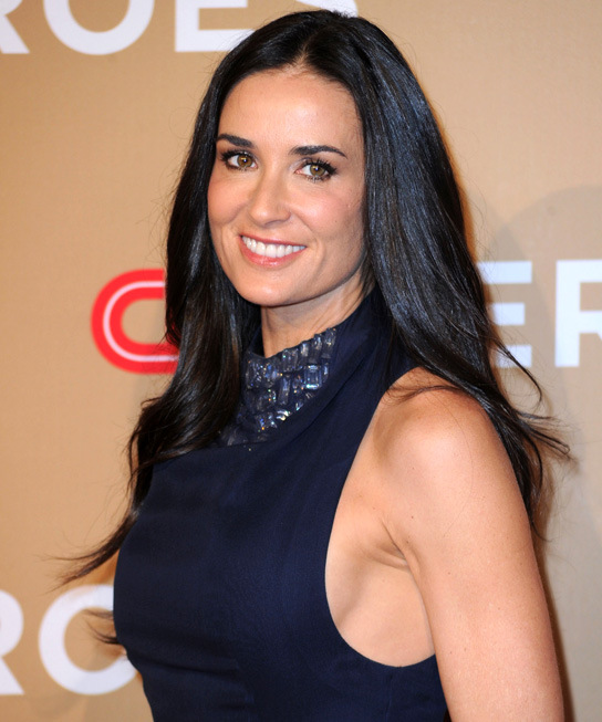 The lady who started the trend of dating younger men: Demi Moore.