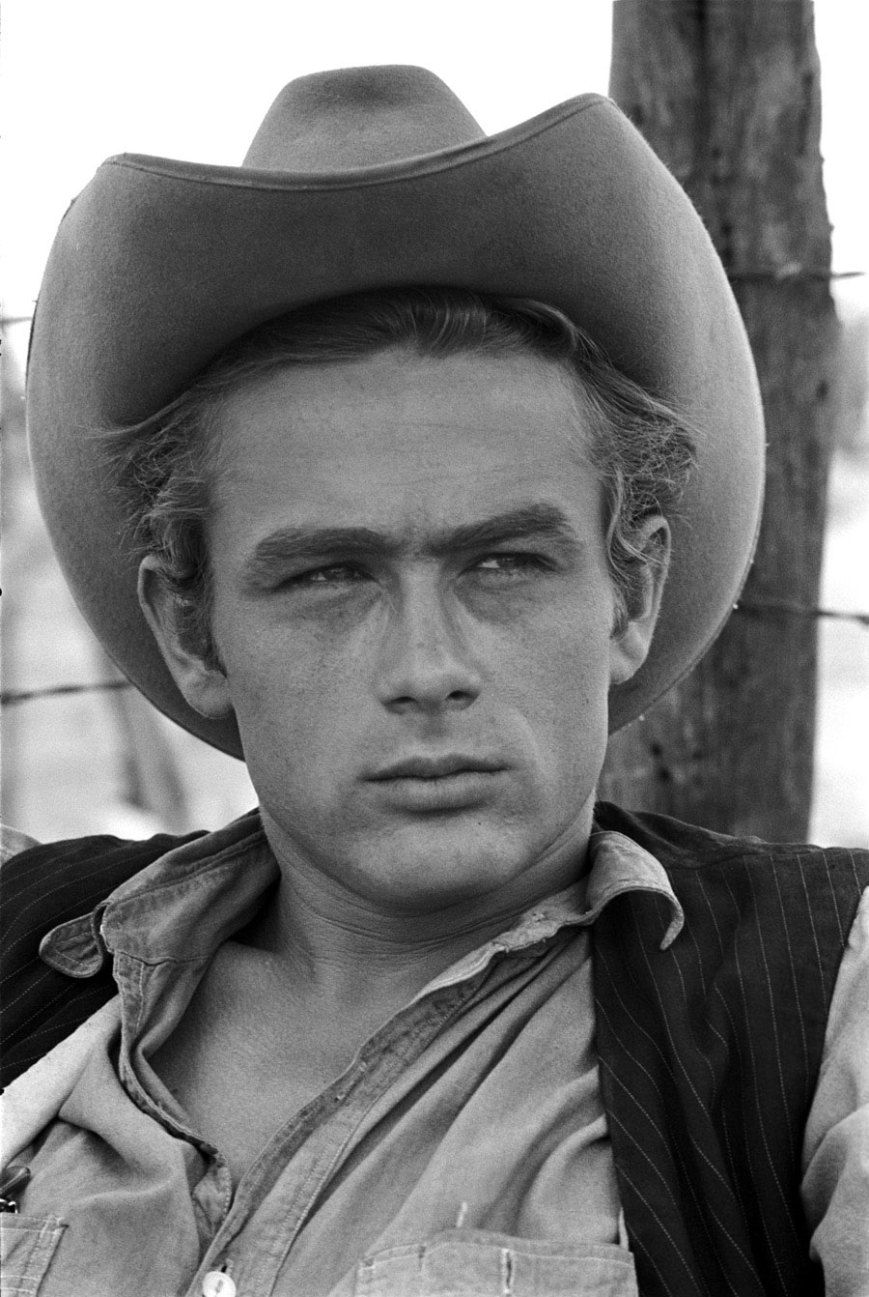 The original bad boy himself: James Dean