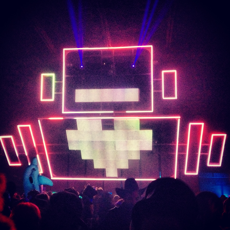 Robot Heart Halloween Party   Foreign Concept