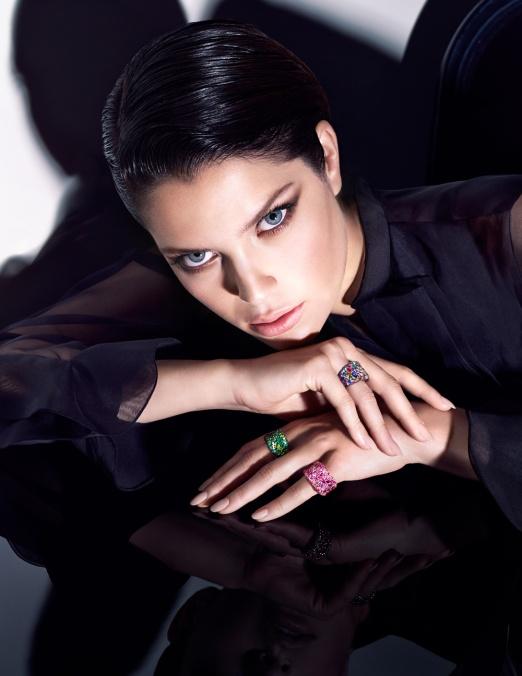 Fabergé The Art of Colour 2013 Campaign